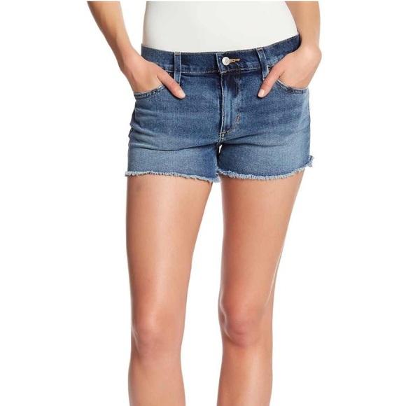 e947fc5919 Joe's Jeans Shorts | Joes Jeans Cut Off Midrise Short | Poshmark